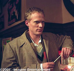 Paul Bettany as Charles